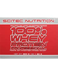 Scitec Nutrition Protein 100% Whey Protein Professional, Geschmack Mix, 900g