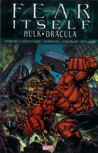 Fear Itself: Hulk/Dracula by Jeff Parker (28-Nov-2012) Paperback