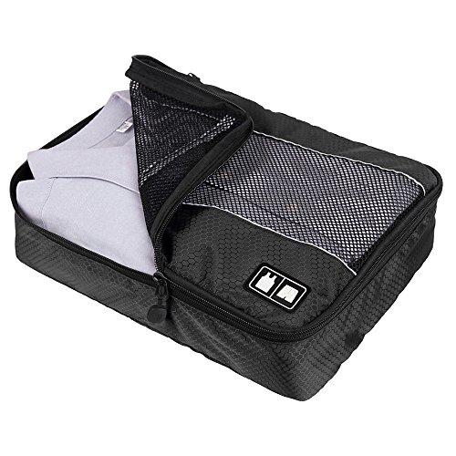 Gepäck-Reise Veranstalter Taschen, Blueidea® 3 Stück / Set Damen Herren Handtasche Wasserdicht Duffel Zubehör Packtaschen Aufbewahrungstasche Koffer mit Wäschebeutel