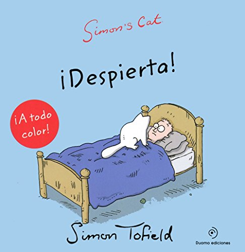 Simon's cat 6 ¡Despierta! (Nefelibata)