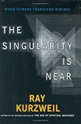 Singularity Is Near 1ST Edition Inscribed