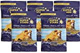 Fish 4 Dogs Super Star Training Treats, 75 g, Pack of 5