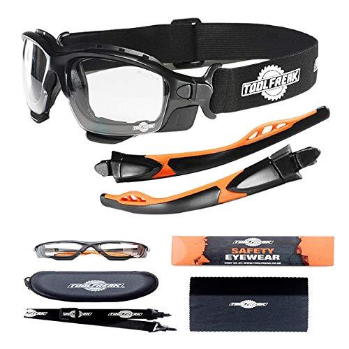 Gafas protectoras diseño