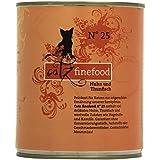 Catz finefood Katzenfutter No.25 Huhn und Thunfisch 800 g, 6er Pack (6 x 800 g)