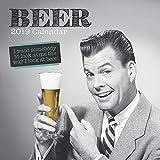 2019 Cerveza - 30 X 30 Cm Calendario De Pared En Inglés