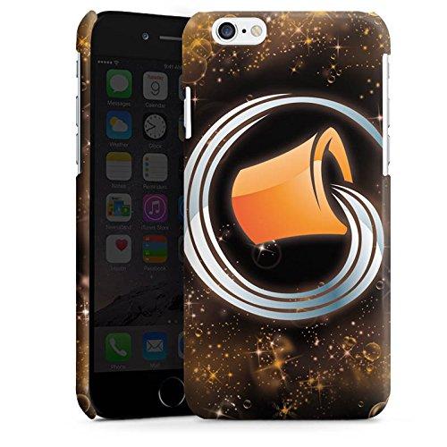 Apple iPhone 5s Housse Étui Protection Coque Signes du zodiaque Verseau Astrologie Cas Premium brillant