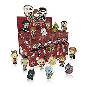 FunKo Game Of Thrones Mystery Minis Mini-Figure Case Of 24 Blind Box Figures