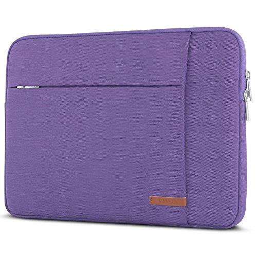 CASEZA Laptophülle 15-15.6 Zoll Lila London Laptop Sleeve 15-15.6