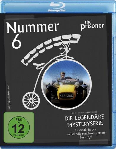 Nummer 6 [Blu-ray] (Dvd-aktenschrank)