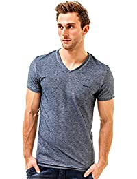 "Diesel ""Michael Underdenim T-Shirt à col V Shirt"", vintage denim"