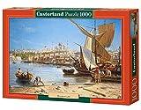 Castorland C-102938-2 - Constantinople, 1000-teilig, Klassische Puzzle