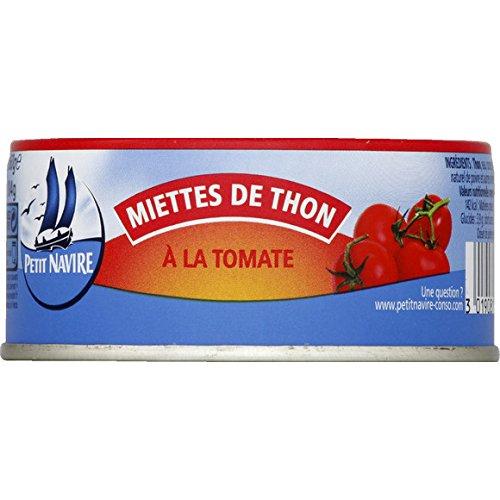 Miettes de thon à la tomate, - ( Prix Unitaire ) - Envoi Rapide Et Soignée