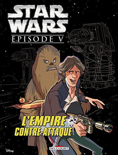 Star Wars : L'Empire contre-attaque (jeunesse) (Star Wars - Épisode jeunesse t. 5)