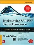 Implementing SAP ERP Sales and Distribution 1 Edition price comparison at Flipkart, Amazon, Crossword, Uread, Bookadda, Landmark, Homeshop18