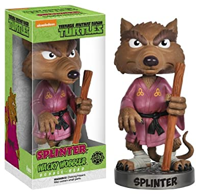 Funko - Wacky Wobbler - TMNT - Splinter
