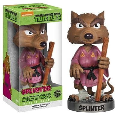 Funko - Wacky Wobbler - TMNT - Splinter
