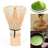 Changyin-UK 1 Pcs Matcha Bamboo Whisk,Bamboo Tea Sets Matcha Whisk Teaism Accessories Dishware & Serving Pieces