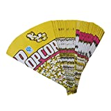 XZANTE 100X Popcorntueten Papiertueten Mandeln Popcorn S