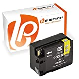 Bubprint Druckerpatrone kompatibel für HP 932XL für Officejet 6100 e-Printer 6600 e-All-in-One 6700 Premium 7110 7510 7610 7612 Wide Format Schwarz