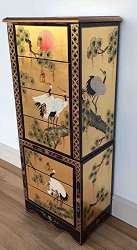 gold-leaf-jewellery-armoire-jewellery-box-chinese-oriental-furniture