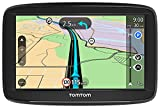 TomTom Start Europe Traffic Satellite Navigation System 10.9 cm (4.3 Inches) – Lifetime maps – Traffic Lane Assistance, 3 Months Radar Cameras, Card of 45 Europe)