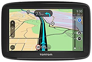 Tomtom Start 52 Navigationsgerüt (12,7 cm (5 Zoll) Display, Lebenslang Karten-Updates, Fahrspurassistent, Karten von 48 Lündern Europas)