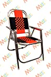 Mbtc Familo Stripe Chair In Chromium Finish - Best Reviews Guide