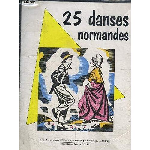 25 danses normandes