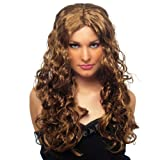 Best CC Costume Wigs - CC Beyonce Style Long Curly Wig Fancy Dress Review