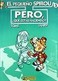 El pequeno Spirou 3 Pero, que estas haciendo? / The Small Spirou 3 But what Are you doing?