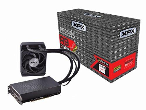 XFX AMD Radeon R9 Fury AMD Radeon R9 Fury 4GB