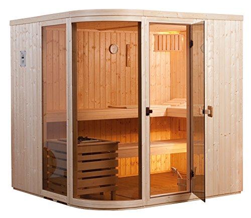 Sauna des Jahresweka Design-Sauna SARA 2 BioS