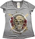 Key Largo Damen Shirt Change WT00116 Silber (S)