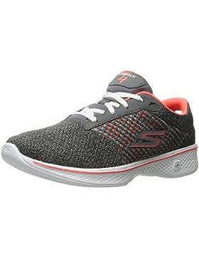 Skechers Damen Go Walk 4-Exceed Sneakers
