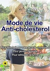 Mode de Vie Anti Cholestérol