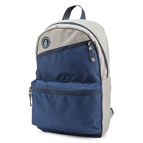 Volcom Academy - Mochila para hombre, color azul / gris claro, talla única