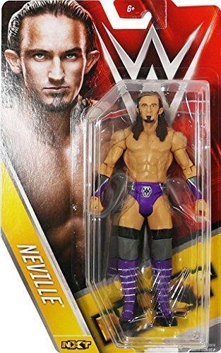 wwe-neville-serie-basic-61-wrestling-figure-nuovo-di-zecca-in-magazzino