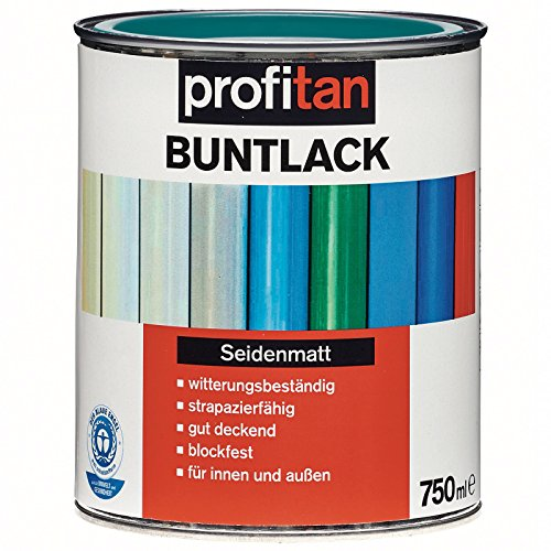 ROLLER profitan Buntlack - Petrol seidenmatt - 750 ml