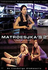 Matrioshki : le trafic de la honte / Matroesjka's Two - 3-DVD Box Set ( Matroesjka's 2 ) ( Matroesjka's 2 - Mini-Series ) [ Origine Belge, Sans Langue Francaise ]