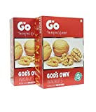 #7: GO ORGANIC WALNUTS KERNELS EXTRA LIGHT /QUARTERS 2 X 250 GM