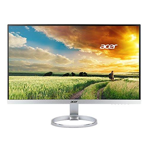 Acer UM.HH7EE.026 68 cm H7 H277HK 27-Inch 4K Ultra HD IPS LED Monitor - Silver