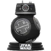 Star Wars - Figuara de vinilo: POP! Bobble: Star Wars: E8 TLJ: BB-9E