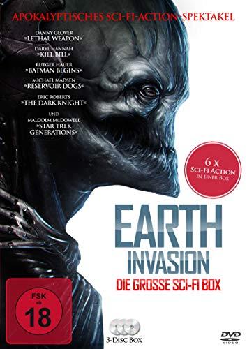 Earth Invasion Die große SciFi-Box [3 DVDs]