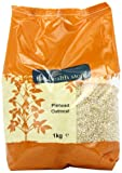 THS CEREAL FLAKES ths Oatmeal Pinhead 1kge (PACK OF 6)