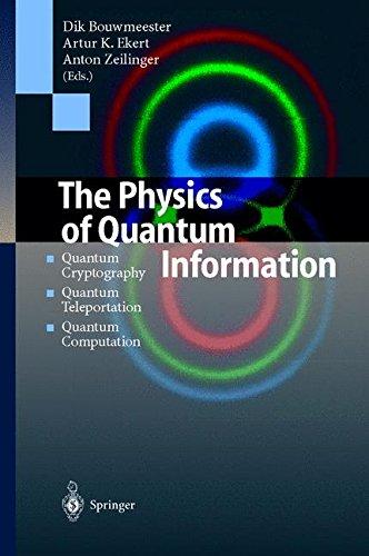 Gebraucht, The Physics of Quantum Information: Quantum Cryptography, gebraucht kaufen  Wird an jeden Ort in Deutschland