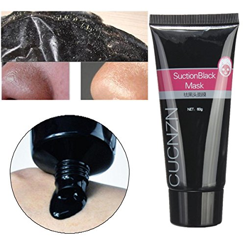 LuckyFine blackhead acne rimozione maschera peel off - controllo del petrolio pulizia profonda