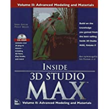 Inside 3d Studio Max: Advanced Modeling and Materials (v. 2) by Steven D. Elliott (1997-05-02)