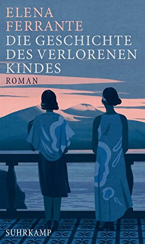 Buchseite und Rezensionen zu 'Die Geschichte des verlorenen Kindes' von Elena Ferrante
