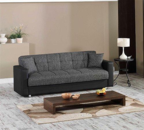 Sofabett mit bettkasten  ᐅ Schlafsofa mit Bettkasten ᐅ