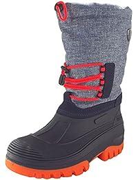 CMP F.lli Campagnolo Atho WP J Zapatos de invierno para niños denim melange